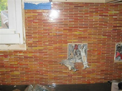 mastic for glass tile backsplash mastic drywall for kitchen tile backsplash page 2