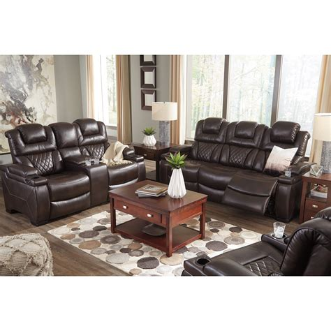 living room groups signature design by ashley warnerton reclining living room