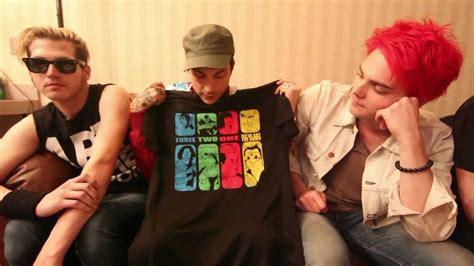 fan made t shirts mcr reveals top 5 fan made t shirt picks