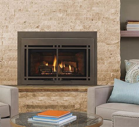 No Vent Gas Fireplace Insert by Napoleon Direct Vent Fireplaces Gas Fireplace Insert