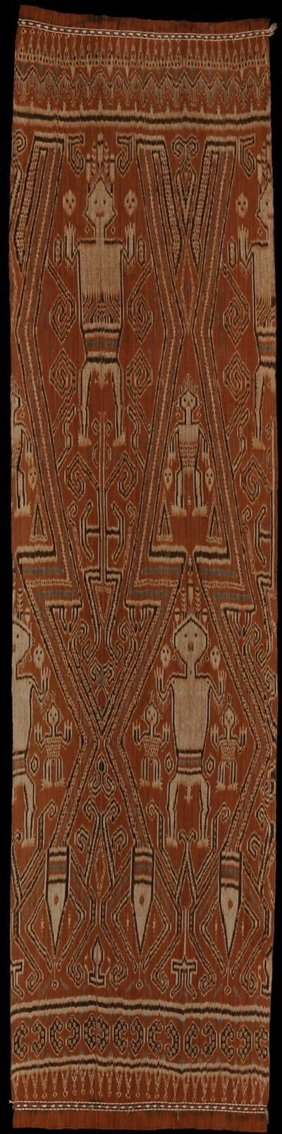 Borneo Ikat ikat from sarawak borneo indonesia ikat