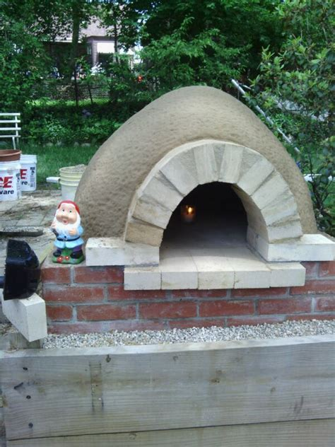 Backyard Oven by Diy Plans For Wood Burning Pizza Oven Wooden Pdf Build