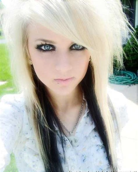emo hairstyles for long hair girls 34 emo hairstyles for girls long hairstyles 2016 2017