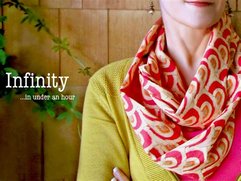 how to make a bed scarf voile infinity scarf sew4home