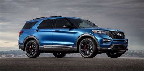 2020 Ford Explorer Linkedin by 2020 Ford Explorer Interior Quietest Yet The Lasco Press