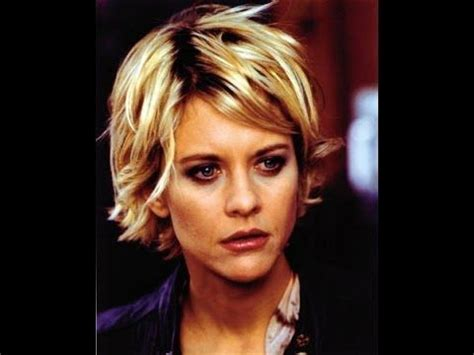 Pixie Haircut Tutorial   Meg Ryan   Self Care: Hair