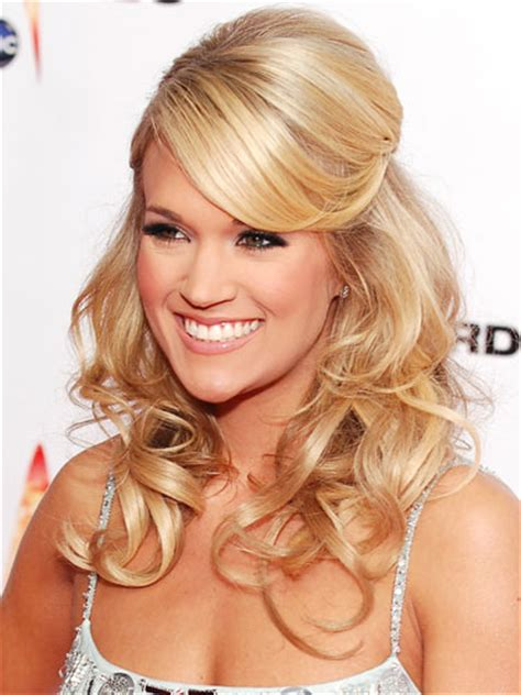 Carrie Underwood Hairstyle by Top 10 Carrie Underwood Hairstyles Yve Style