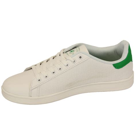 mens trainers santa polo club shoes lace up pumps