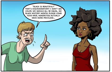 �reverse racism� it�s complicated toon pocho
