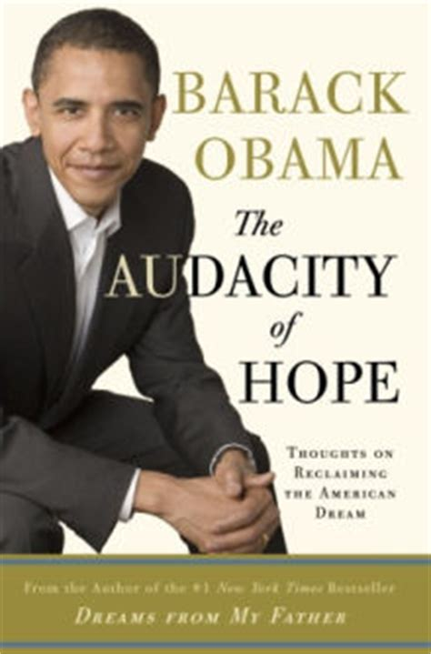 barack obama a biography book the audacity of hope wikipedia
