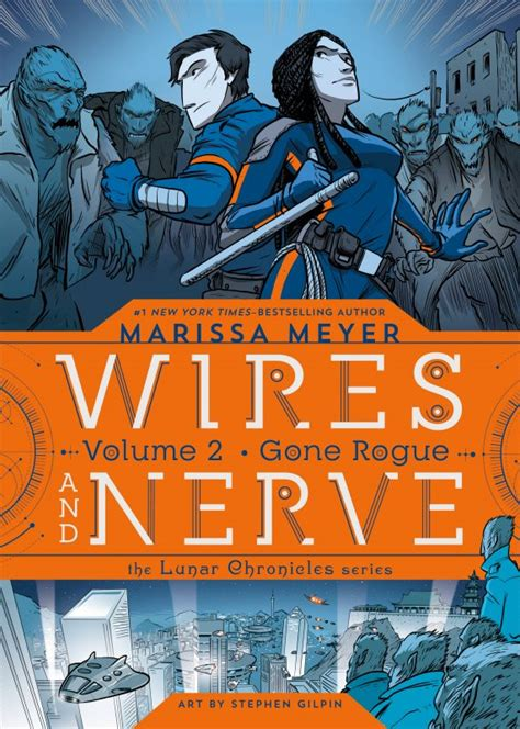 wires and nerve volume exclusive cover reveal wires and nerve volume 2 gone rogue the mary sue