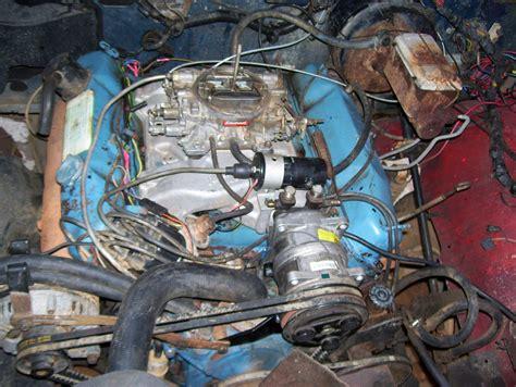 Blower Unit Sanden Build In id an a c compressor dodge ram ramcharger cummins