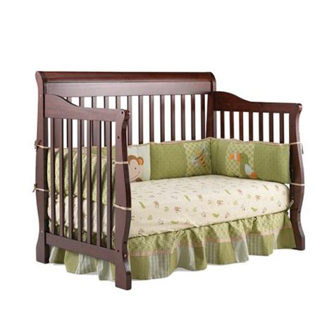 tammy convertible crib kidilove tammy 4 in 1 java convertible crib walmart canada