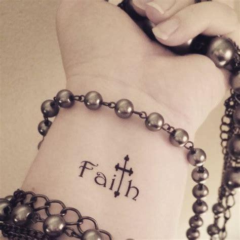 cross temporary tattoos faith cross temporary religious by