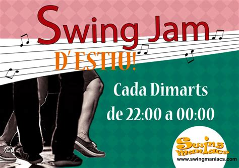 swing jam eventos swing jam de verano 13 09 2016 swing maniacs