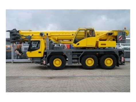 mobile crane for sale grove gmk 3055 6x6x6 mobile crane from netherlands for