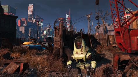 Check Out Fallout 4 1080p Screenshots from the Debut Trailer   GameSpot
