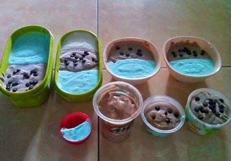 cara membuat ice cream paddle pop resep ice cream pop ice modal murah