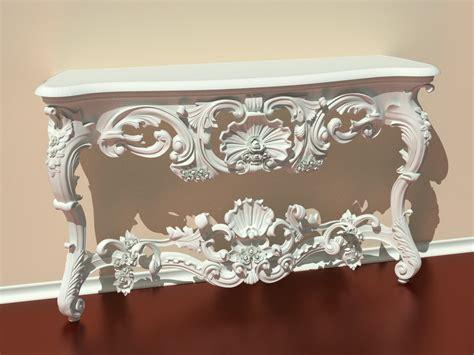tutorial blender table model download baroque table blendernation