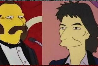 david crosby simpsons los simpson 20 a 241 os de rock david crosby y george