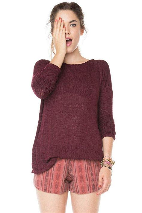Carlina Blouse melville carlina knit top from melville