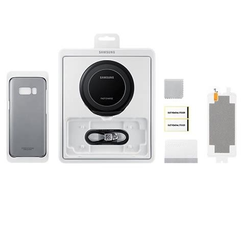 Samsung S8 Wireless Charging official samsung galaxy s8 wireless charging starter kit