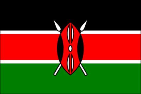flags of the world kenya kenya flag un