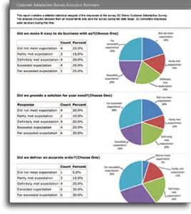 Customer Satisfaction Survey Report Sample Customer Satisfaction Survey Results Hot Girls Wallpaper
