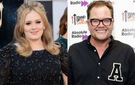 Adele reveals that she officiated Alan Carr's wedding   NME
