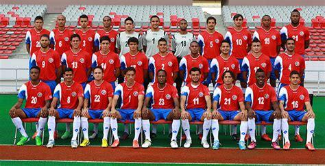costa rica announce 30 preliminary world cup squad