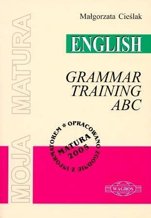 Abc Grammar grammar abc wawrykowicz książka w sklepie empik