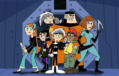 Danny And 30 Years Later by What Danny Phantom Characters Would Look Like 10 Years
