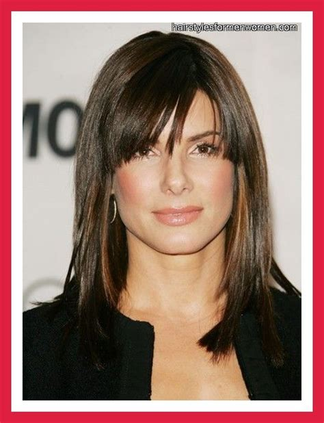 Hairstyles With Bangs 40 Years | hairstyles for 40 year olds hairstyles with bangs for 40