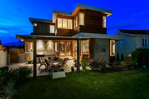 house plans for view house just listed modern westside vancouver home for sale