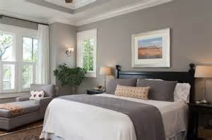 Soothing Master Bedroom Paint Colors - color of the week decorating with warm gray decor ideas