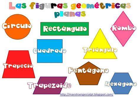 figuras geometricas con nombres y caracteristicas curso geometr 237 a de primero a tercero b 225 sico