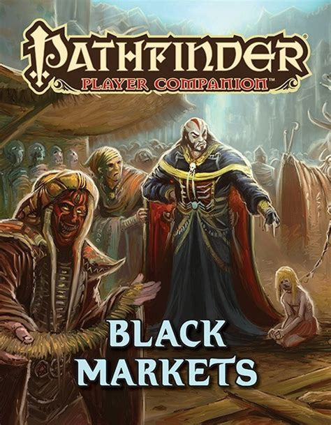 pathfinder player companion potions poisons books paizo pathfinder player companion black markets