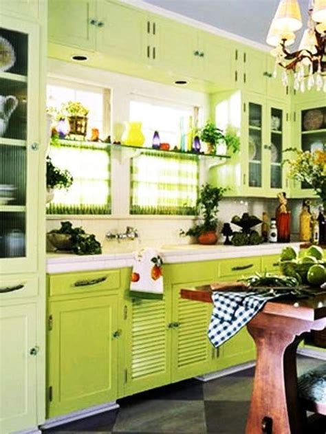 yellow and green kitchens 20 modern kitchens decorated in yellow and green colors
