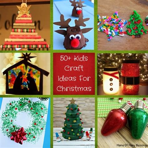 top christmas ideas for kids 50 awesome and easy craft ideas for