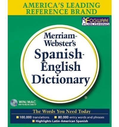 merriam webster english dictionary free download full version ebook merriam webster s spanish english dictionary free