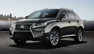 How Much Does Lexus Rx 350 Cost 2016 Lexus Rx 350 Price Release Date Mpg Review