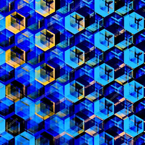 background abstract blue texture art color colour fine art abstract blue hexagons background modern hexagonal color
