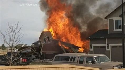 House Explosion by Anadarko Gas Well Targeted In Firestone House Explosion Investigation From The Styx By Peggy