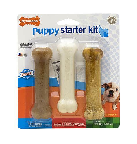 puppy starter kit puppy chew starter kit to develop non destructive