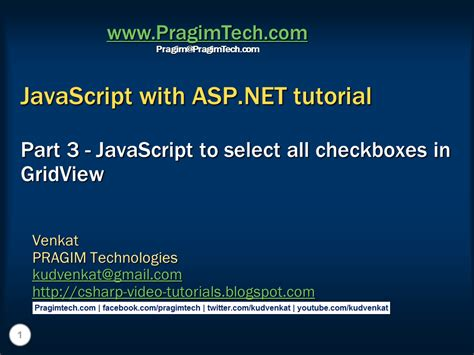 tutorial javascript checkbox sql server net and c video tutorial javascript to