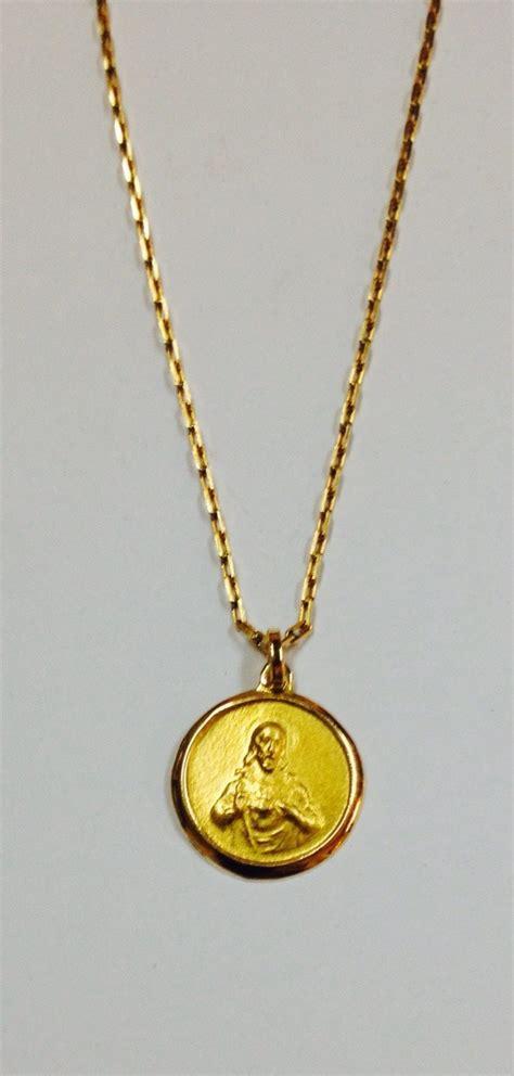 cadenas oro chile cadena oro 18 ktes medalla sagrado coraz 243 n psp gps 320