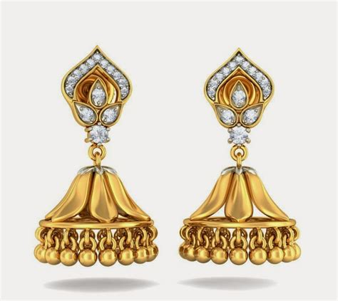 wallpaper of gold earring free download hd wallpapers new gold jhumka earring