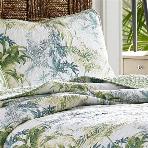 tommy bahama coverlets tommy bahama lighthouse quay quilt set from beddingstyle com