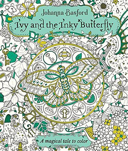 Review Inky Nature by And The Inky Butterfly Coloring Book Review Coloring
