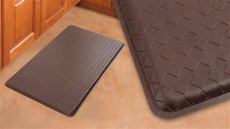 Kitchen Gel Mats Reviews Gelpro Anti Fatigue Floor Mats Oh My Review